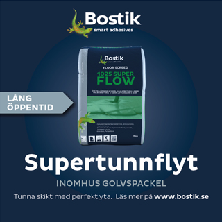 Bostik Supertunnflyt