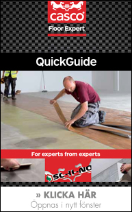 Casco Floor Expert - QuickGuide