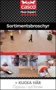 Casco Floor Expert - Sortimentsbroschyr