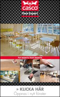 Casco Floor Experts Sortimentsbroschyr
