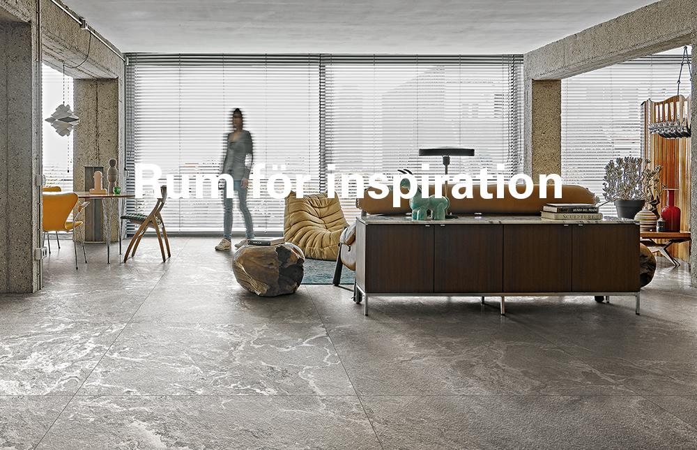 Rum för inspiration från Svenska Kakel