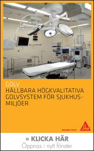Sika - Golvsystem för sjukhus