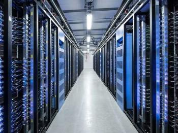 Bild för referens Gold data center, Facebook