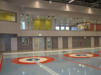 Bild för referens Curlinghall