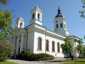 Presentationsbild för referensen Domkyrkan i Härnösand, etapp 2