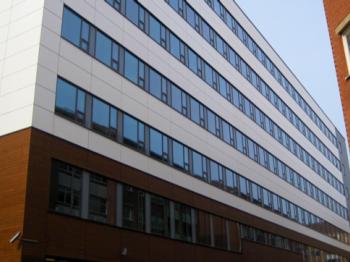 Presentationsbild för referensen Rättscentrum