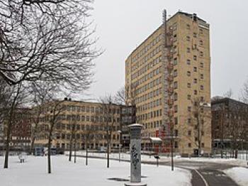 Presentationsbild för referensen Haga Huset, Solna