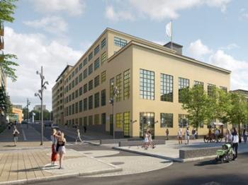Presentationsbild för referensen Kv. Påsen 15 - Hammarby Sjöstad