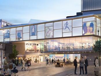 Presentationsbild för referensen Mörby Centrum