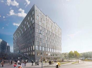 Presentationsbild för referensen Nationalarenan - Nordic Choice Hotell, Solna