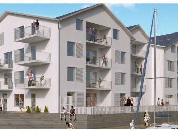 Presentationsbild för referensen Brf Västra/Östra Hållö