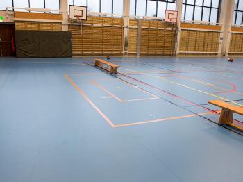 Presentationsbild för referensen St Ilianhallen, Enköping