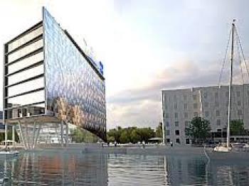 Presentationsbild för referensen Radisson Blu Lindholmen