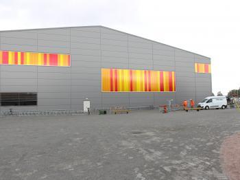 Presentationsbild för referensen IFU Arena