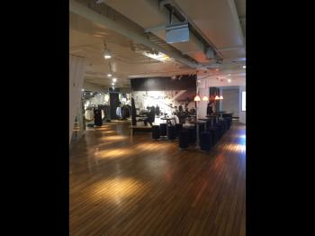 Presentationsbild för referensen Galleria Shopping