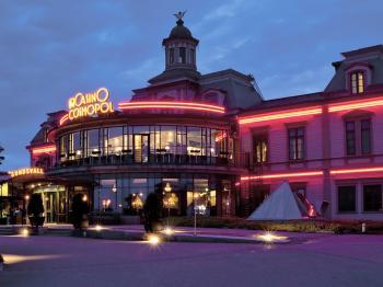 Presentationsbild för referensen Casino Cosmopol Sundsvall
