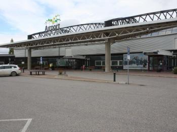 Presentationsbild för referensen Sundsvall Timrå Airport