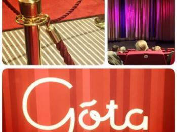 Presentationsbild för referensen SF Biograf Göta