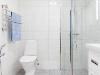 Presentationsbild för referensen Totalentreprenad av badrumsrenovering