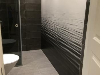 Presentationsbild för referensen Konsumentjobb badrum