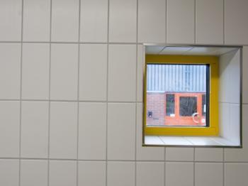 Bild för referens Golv och klinker i nya ishallen Enköping