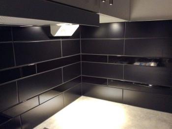 Bild för referens Fint i köket med häftig effekt